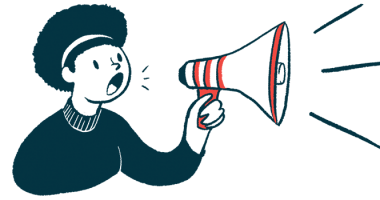Sjögren's Foundation | Sjögren's Syndrome News | volunteer awards | illustration of woman with megaphone
